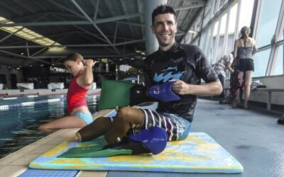 Making a Splash with your Prosthetic Limbs