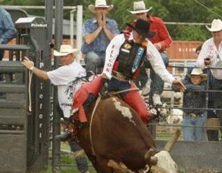Lance Anderson – The Rodeo Stuntman
