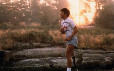 Terry Fox – the legacy that keeps on running