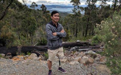 Introducing Mohammed – An Australia Awards Scholarship recipient